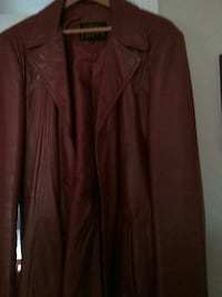 Like New Leather Jacket Size 44 Roanoke, 24012