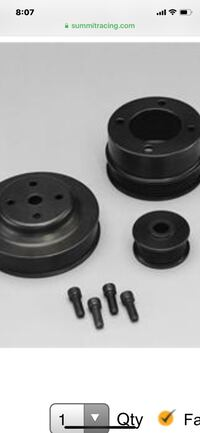 ASP Underdrive Pulleys Ford Mustang Martinsburg, 25404