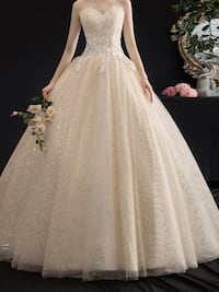 New champagne colour gown added Brampton, L6V 3X9
