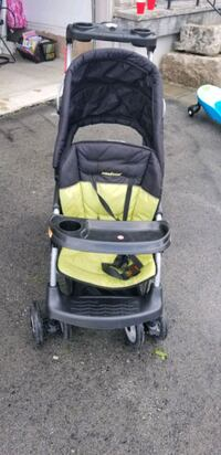 DOUBLE SIT & STAND STROLLER - BABYTRENDS Oakville, L6M 0R6