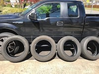 3 Bridgestone Ford F150 Tires Annandale, 22003