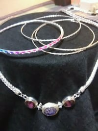 GORGEOUS NECKLACE & BRACELET SET ONLY $8 Colorado Springs, 80910
