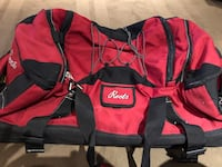 Roots Duffle Bag (on wheels with pull handle) Gatineau, J9A 2X7