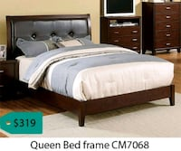 Queen bed frame  Santa Fe Springs
