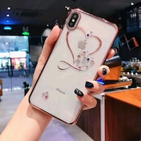 Crystal Heart iPhone Cases Boston, 02118