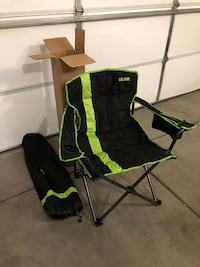 Camp chair Orem