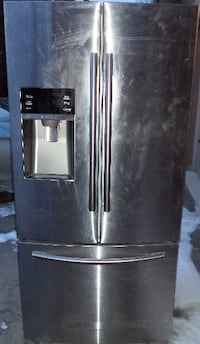 SAMSUNG STAINLESS STEEL FRIDGE Toronto