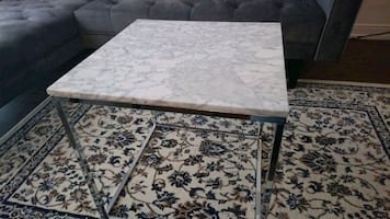 Room table marble top