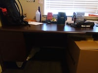 Study table with lock n key drawer. Salt Lake City, 84102