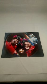 Breaking Bad dual autographed photo with COA Lexington, 40504