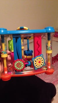 red, blue, and yellow plastic learning toy Halifax, B3S
