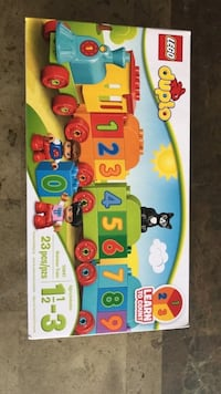Fisher-Price learning toy box 548 km