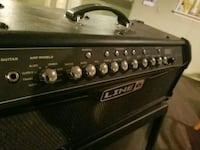 Line 6 Spider IV HD150 Head and 4x12 Cabinet