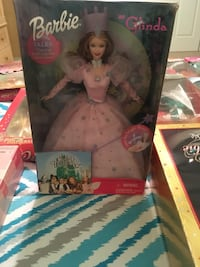 Barbie as Glinda doll box Adrian, 49221