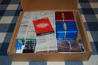 YuGiOh Collections 1500+ Cards (including card case & extras)