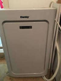 White Danby personal air conditioner Austell, 30168