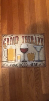 Group Therapy Practiced Here Sign New York, 11106