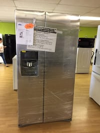 BRAND NEW Samsung Stainless Steel Side By Side Refrigerator Woodbridge, 22191