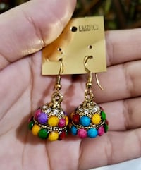 Brand new jhumka earrings  Jersey City, 07305