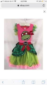 Size 3t-4t Fort Worth, 76108