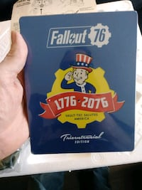 Fallout 76 PS4 sealed steelbook w game! Ottawa, K2C 0C4