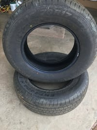 Two vehicle tires Thornton, 80241