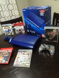PS3 works perfect(250GB) Spruce Grove, T7X 4R9
