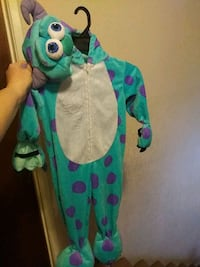 Monsters.inc Scully costume 2338 mi
