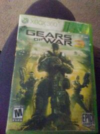 Xbox 360 Gears of War 2 game case Archdale, 27263