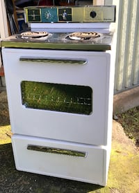 Danby electric stove