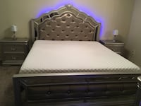 King size bed Spring Valley, 77055