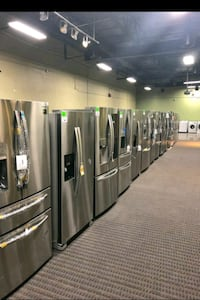 Brand new refrigerator! Liquidation event now! Must sell!