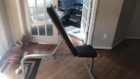 Black and gray exercise equipment Apex, 27539