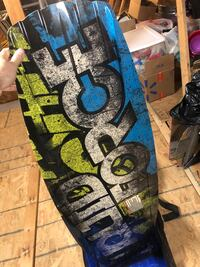Brand new. Wake board and case with pull rope Midlothian, 76065