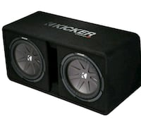 2 kicker 12s &2 On 12s with boxes Dothan, 36303