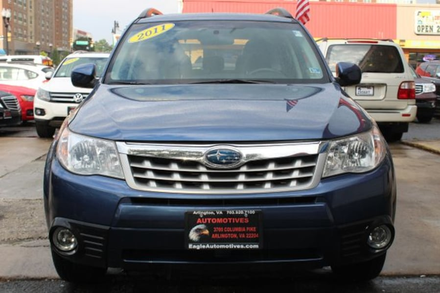 2011 Subaru Forester for sale 7