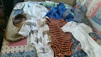 baby's assorted clothes Bellefontaine, 43311