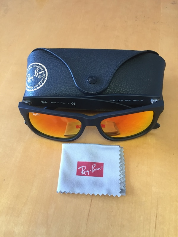 a0621d8c31 Used Black Ray-Ban Sunglasses with Case for sale in San Diego - letgo