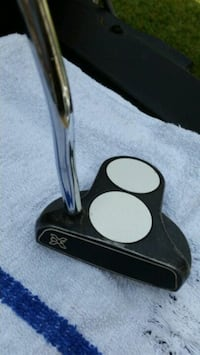 Lefthanded Odyssey 2 Ball Putter