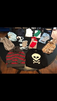 12-18 Month Boys Long Sleeve/ Sweater LOT- All GAP & Old Navy Millsboro, 19966