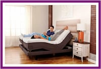 Adjustable Frame & Compatible Mattresses (15 year Warranty - 3 Models) Manassas, 20110