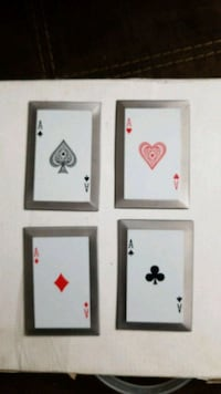 Bladed throwing cards Dallas, 75254