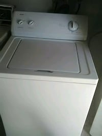 white top-load clothes washer Lancaster, 93536
