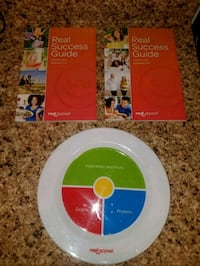 Real Appeal Weightloss Books & Portion Plate Lincoln, 68512