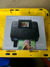 Canon Selphy Compact Photo printer Montgomery County, 20882
