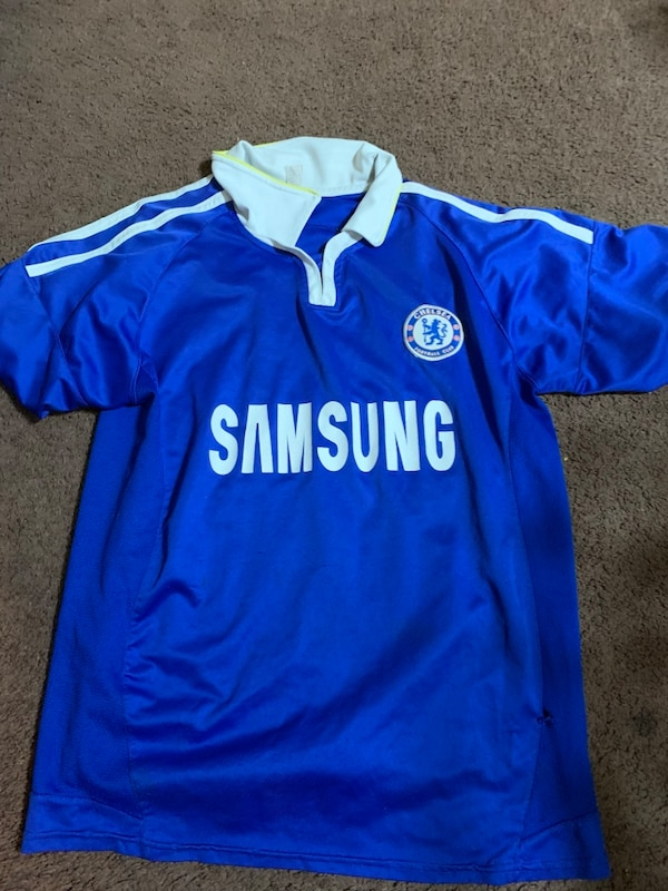 ab0ffc72108 Used Chelsea Jersey for sale in Fontana - letgo
