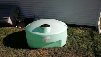 200gal truck bed water tank