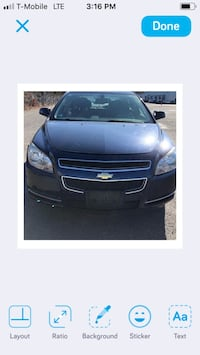 2011 Chevrolet Malibu Laurel