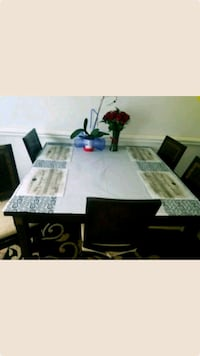 Wooden dining table Stafford, 22554