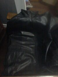 Mens XL leather jacket  Moncton, E1G 1P9